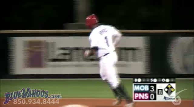 Byrd's ball takes flight