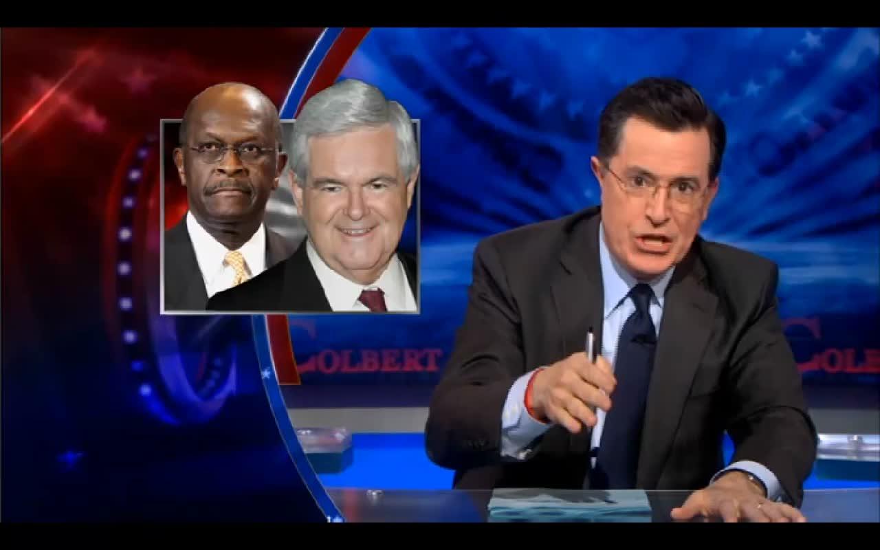 Stephen Colbert 01-31-12
