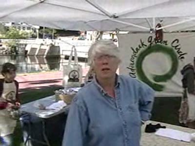 Gail Brill introduces Adirondack Green Circle