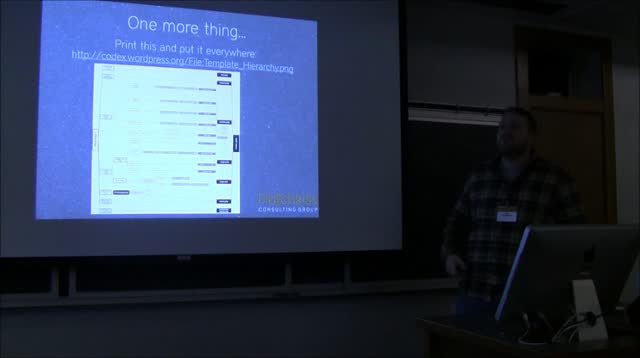 Sam Hotchkiss – WordPress as a Web App Framework.wmv