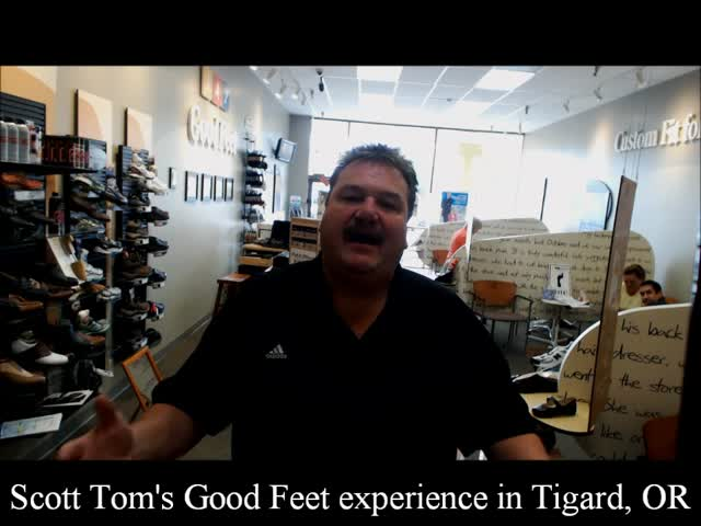 Portland Good Feet Customers Find Pain Relief