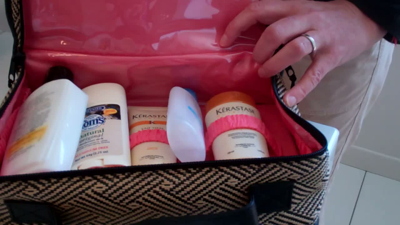 How to Pack your Toiletries