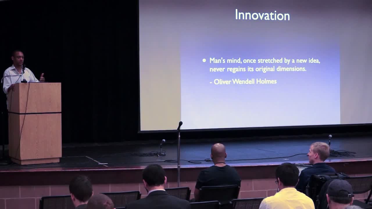 Frederick Townes: Business Optimizationation