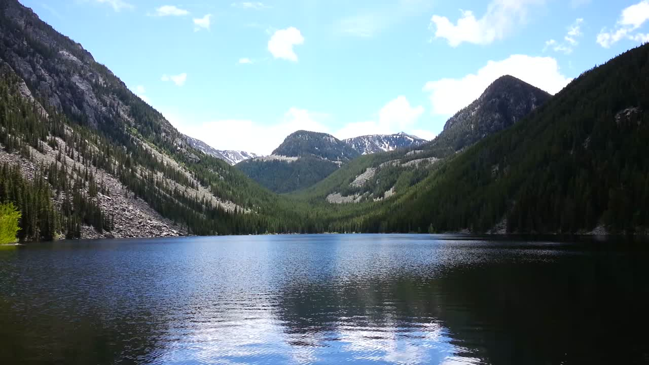 Lava Lake – Montana