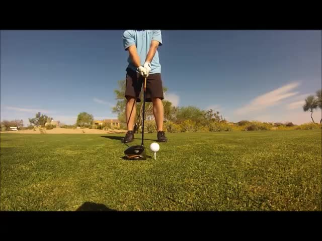 Lohse Thornburg Smith Golf Swings