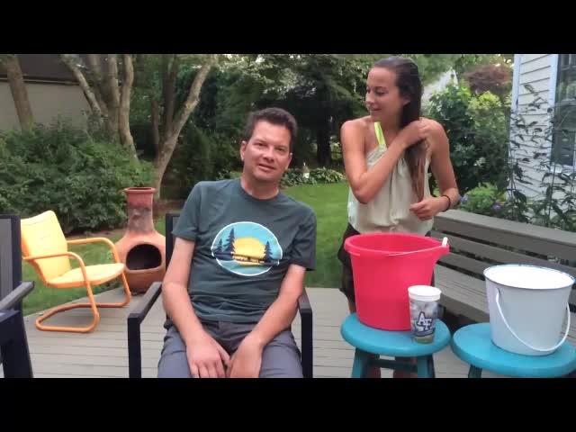 Kreg Palko's Ice Bucket Challenge