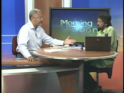 VIDEO: Morning Edition 10 December 2012