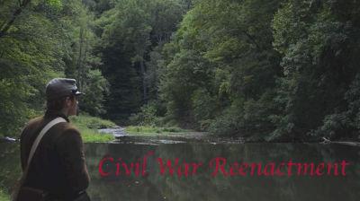 Red Clay Creek Reenactment