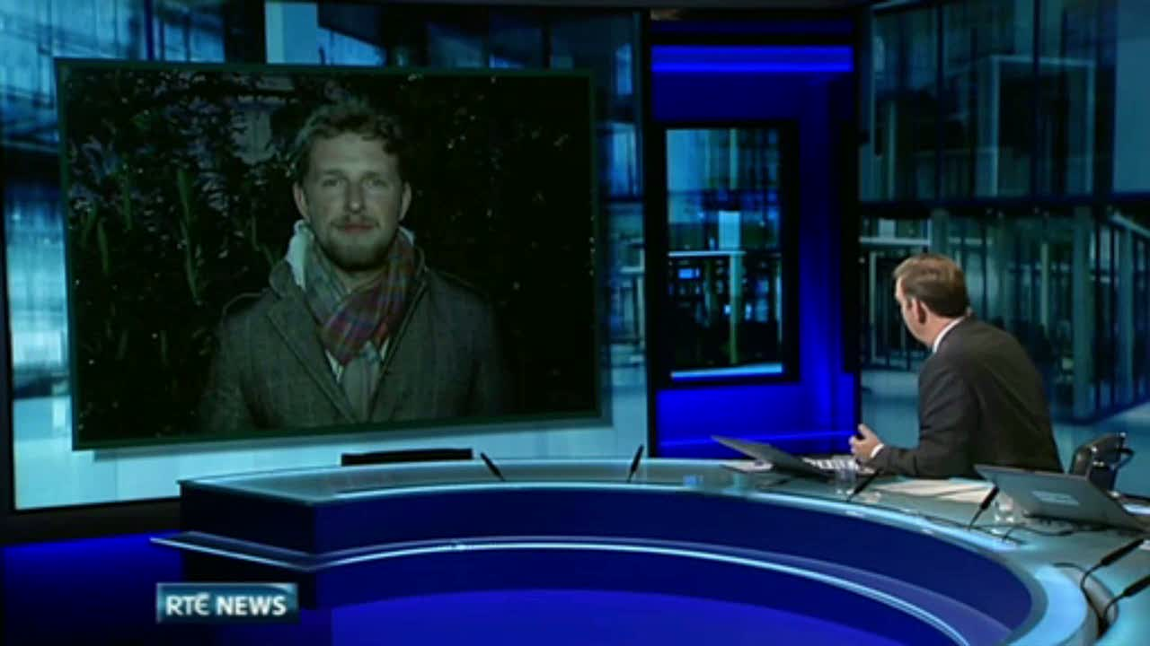 Matt Mullenweg &#8211; RTE News Interview