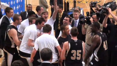 Wofford Terriers Going to the NCAA: Let's Go Dance!