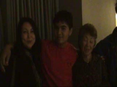 Zach F family