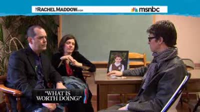 Rachel Maddow  Sandy Hook parents keep focus on change, safety