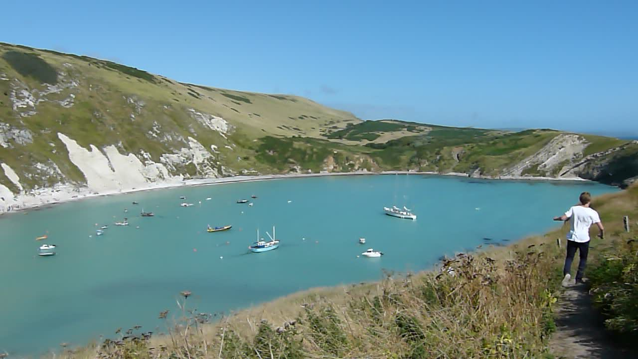 Beautiful Lulworth Cove