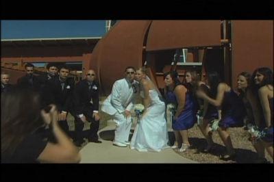 Faith & Nick Wedding Memories
