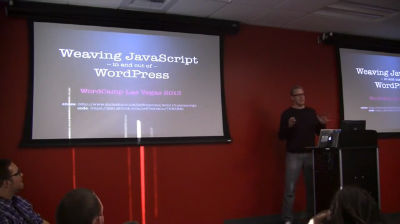 Jeffrey Zinn: Weaving Javascript