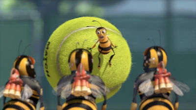 Bee Movie – Over the Top Shot