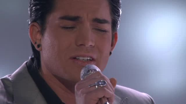 01 The Tracks of My Tears (American Idol Performance)