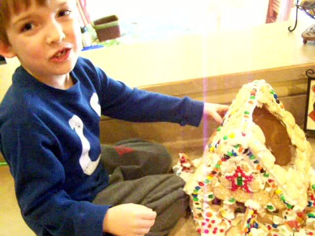 The Bulldozing of the Gingerbread Shack