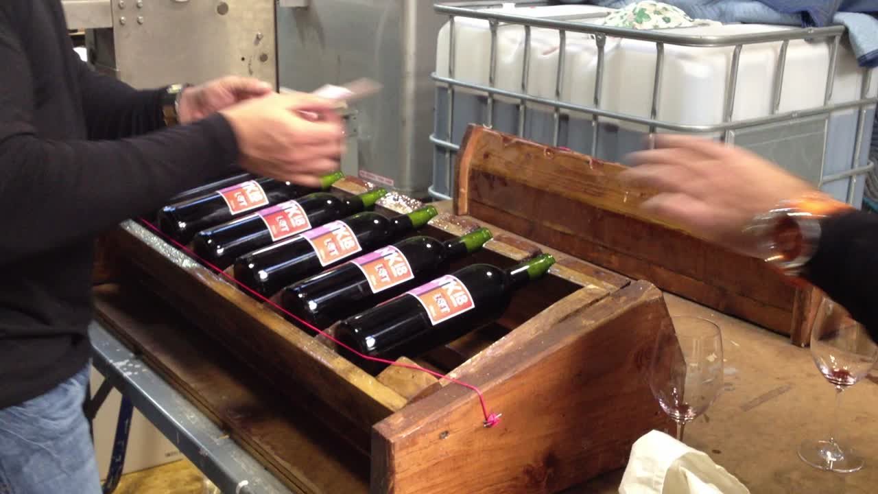 Labeling the Zinfandel