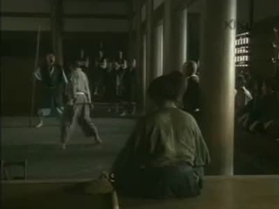 musashi Defeats Hozoin Priest