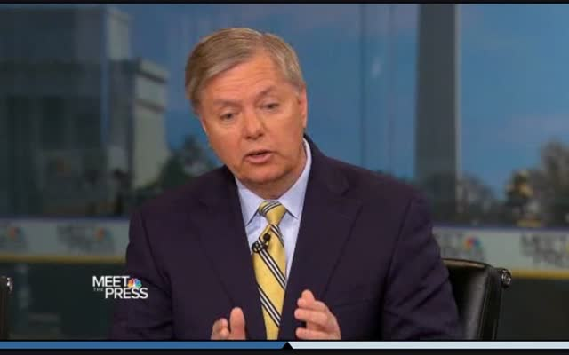SEN GRAHAM – Obama budget has good 'nuggets'