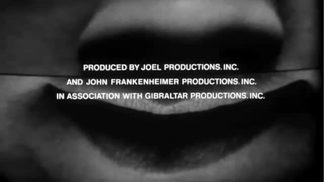 Saul Bass title sequence &#8211; Seconds (1966)