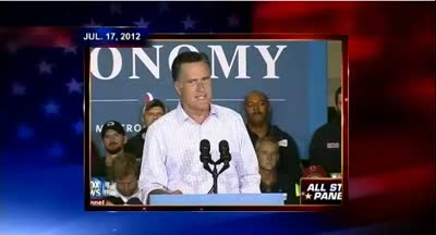 THE COLBERT REPORT &#8211; Stephen Colbert Says, Mitt Romney is an ASS