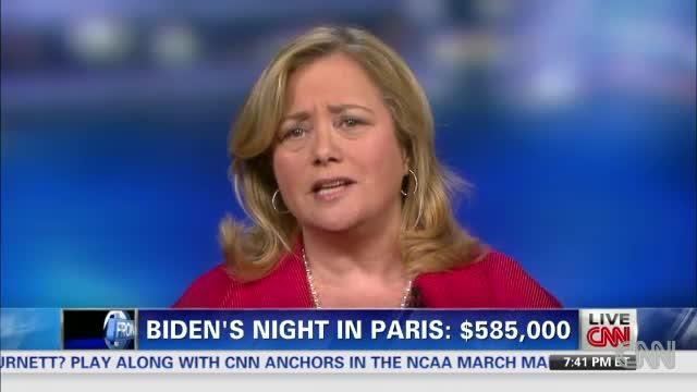 Biden's expensive night in a Paris hotel