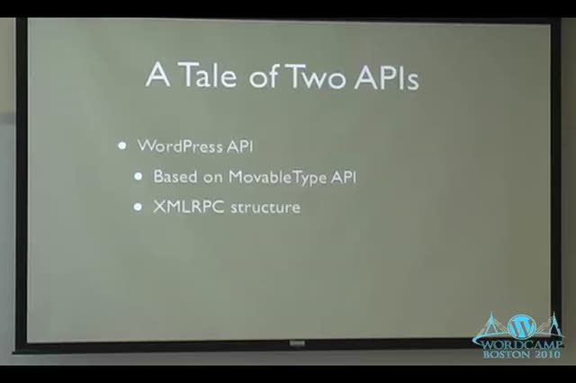 Daniel Jalkut: Exercising APIs