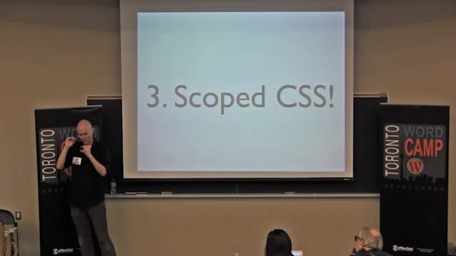 Arley McBlain: Breaking The Mould With Scoped CSS