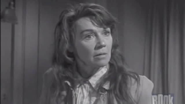 Jeanette Nolan Alfred Hitchcock Presents 'Coming Home'