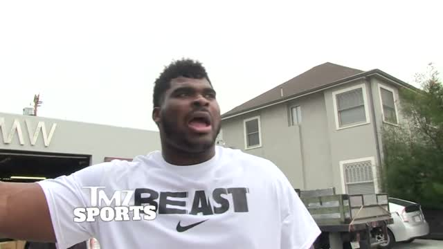 Chargers Star D.J. Fluker — I Once Ate 65 Chicken Nuggets