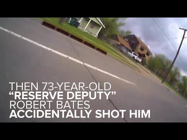 Reserve Deputy Kills Unarmed Man