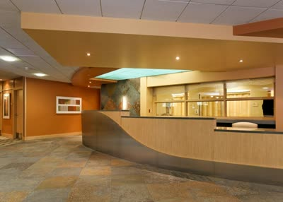 Hospital Design Case Study – Eisenhower Medical Center