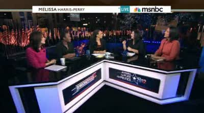 Melissa Harris-Perry  2012 the new year of the woman