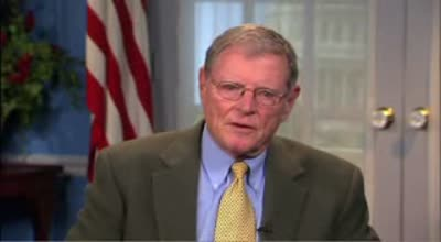 Jim Inhofe – premature ejaculation.