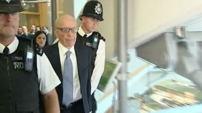 Murdoch 'not fit' to run company after turning blind eye to hacking