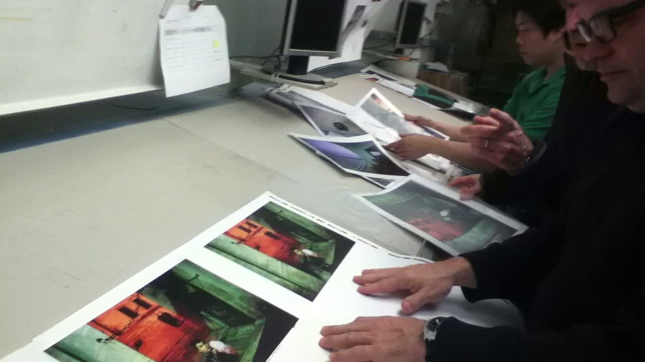 "On Press, ""Istanbul cover,"" RNW"