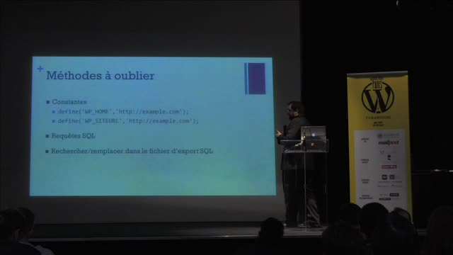 Amaury Balmer WordCamp Paris 2014. mp4