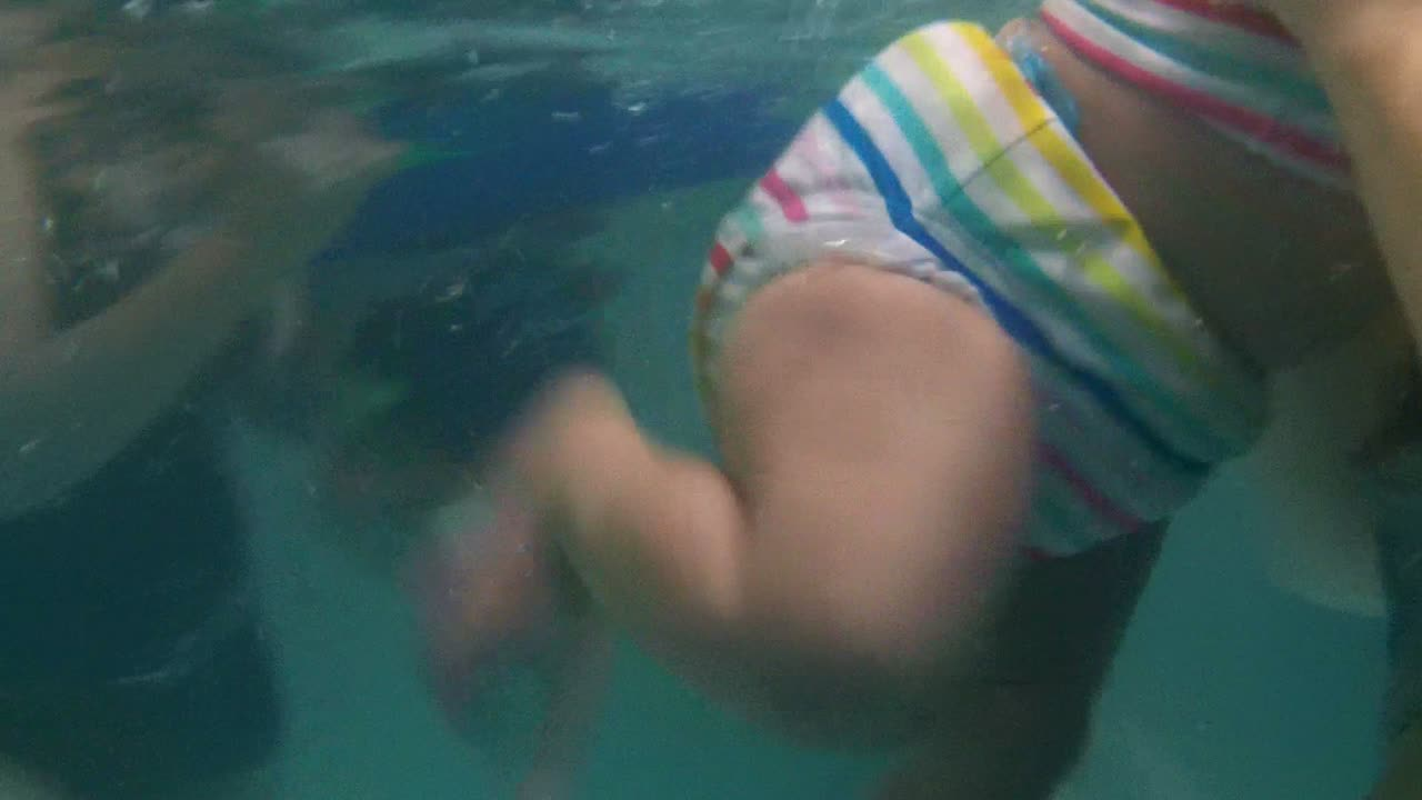 Harper Swims