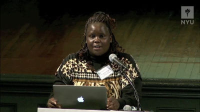Bernadette Wanjala: Development Goals, Evaluation, and Learning from Projects in Africa