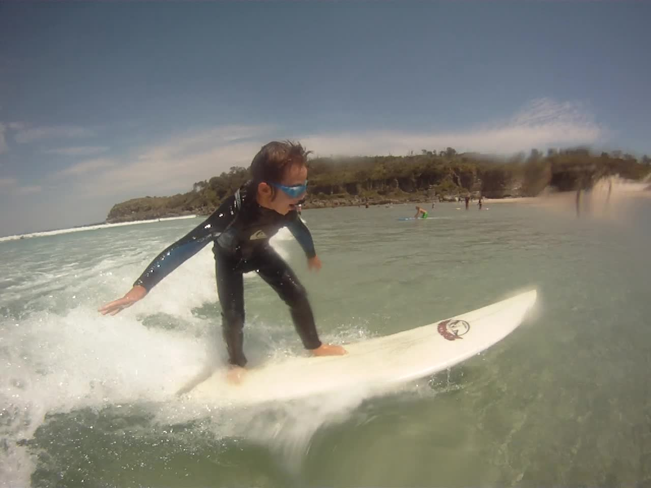 Learning Finless