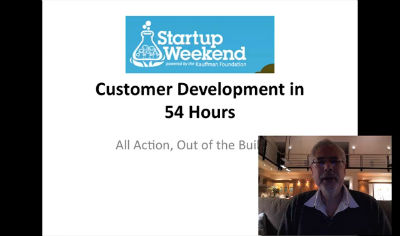 Startup Weekend Part 3