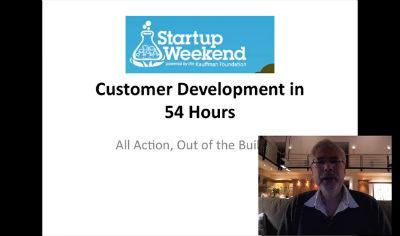 Startup Weekend Part 3