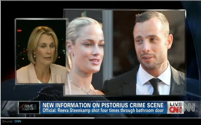 Oscar Pistorius Appears in Court Tuesday