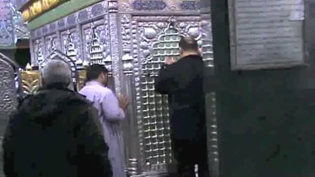 Visual Ziyarat of Bibi Zaynab , Damascus (6 minutes HD)