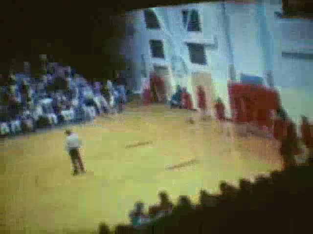 The Minutes Prior to District Finals, February 1972