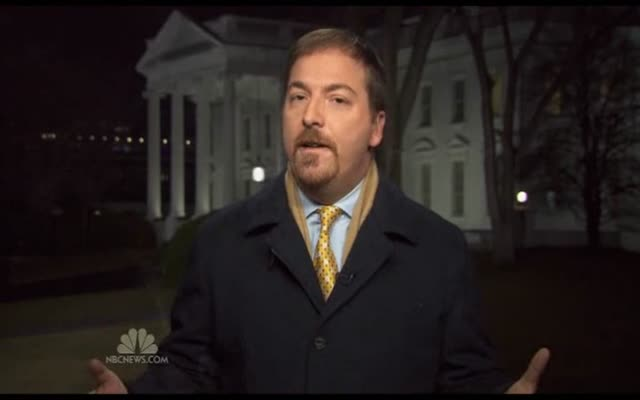 CHUCK TODD ON IMMIGRATION REFORM