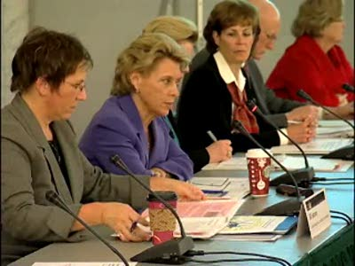 Gov. Gregoire on Weatherization