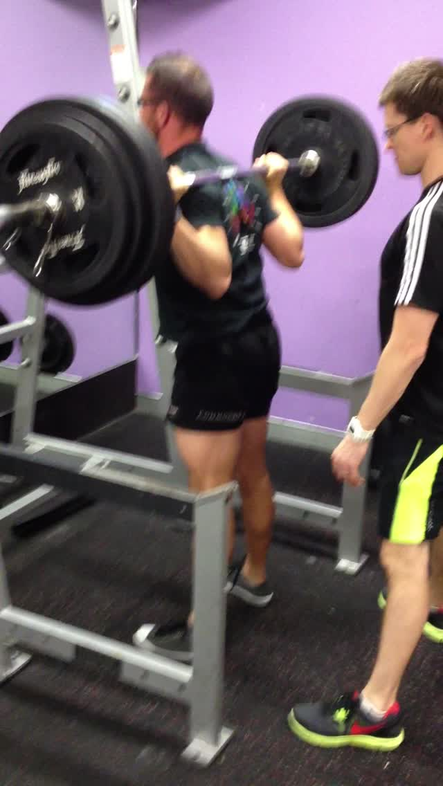 150kg squat for 3 30 aug